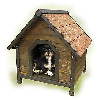 Ica Wooden hut with waterproof roof (Dogs , Kennels & Dog Flaps , Kennels)