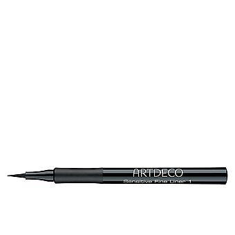 Artdeco gevoelige Fine Liner #1-zwart 1 Ml voor vrouwen