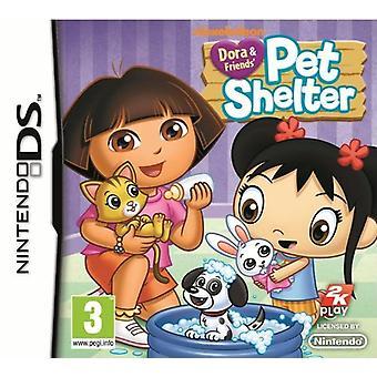 Dora and Friends Pet Shelter (Nintendo DS) - Neu