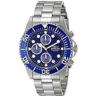 Invicta Pro Diver 1769 inox Chronograph Ceas