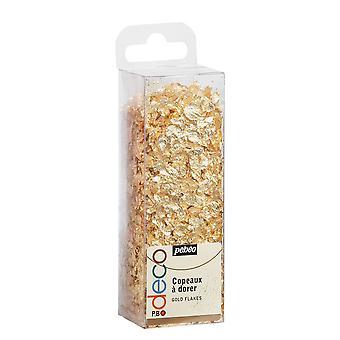 Pebeo Deco Gilding Flakes 1.5g (Gold)