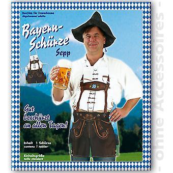 Bavaria schort kostuum mens Sepp Oktoberfest JGA heren kostuum