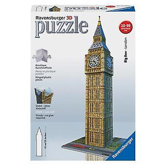 Ravensburger Puzzle 3D Big Ben 216 pièce