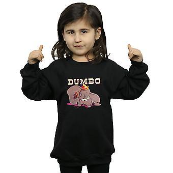 Disney Girls Dumbo Timothy's Trombone Sweatshirt