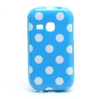 Etui ochronne dla mobilnych Samsung Galaxy młodych S6310 niebieskie światło