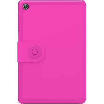 Incipio Lexington Hard Shell Folio tilfældet for Asus Entourage Z8 - Pink