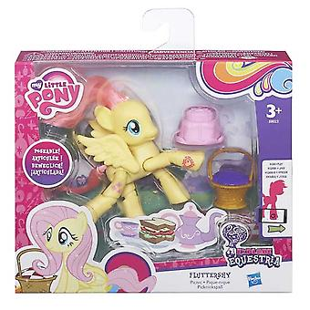 Poznaj My Little Pony Equestria kucyk Poseable asortyment, dołączony do zestawu