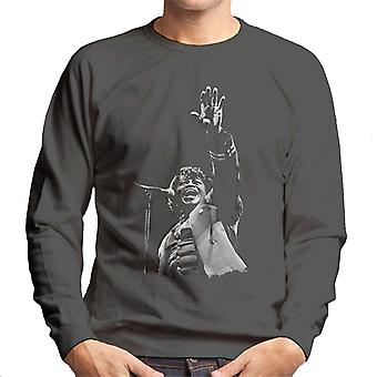 James Brown en vivo en sudadera Wembley 1991 hombres