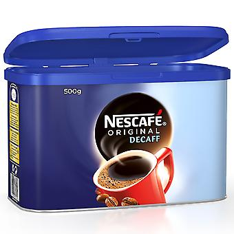 Nescafe Original Decaf Coffee