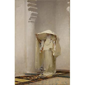 Fumee d ' Ambre gris, John Singer Sargent, 60x40cm