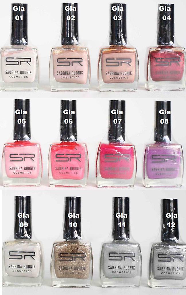 Sabrina Rudnik Cosmetics Nail polish Trend (Glamour 01)
