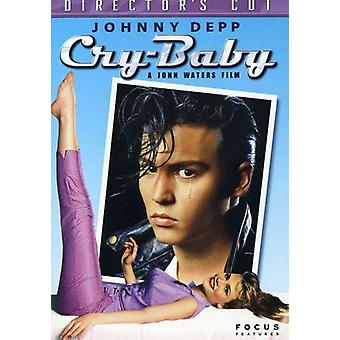 Cry Baby [DVD] USA import