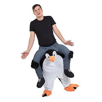 Penguin Piggy Back Costume
