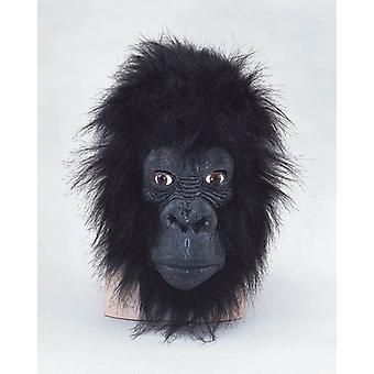 Gorilla Mask (stängd mun).