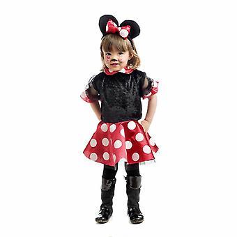 ミニー マウス子衣装コミック ドレス Minniemaus の衣装子供