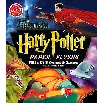 Harry Potter Paper Flyers by Editors of Klutz - 9781338106398 Book