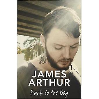 Back to the Boy by James Arthur - 9781473665880 Book