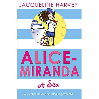 Alice-Miranda op zee - boeken 4 door Jacqueline Harvey - 9781849416320 boek