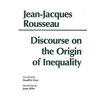 Discurso sobre el origen de la desigualdad por Jean-Jacques Rousseau - Dona