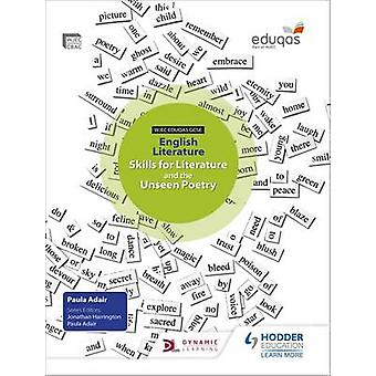 WJEC Eduqas GCSE engelsk litteratur ferdigheter for litteratur og Uns