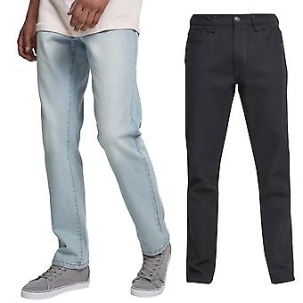 Urban classics - ZRELAKSOWANY pasowanie luźne spodnie jeansowe