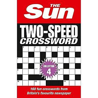 La colección de crucigramas de sol dos velocidades 4