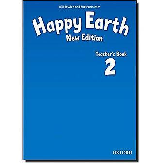 Happy Earth: 2 nye utgave: lærerens bok