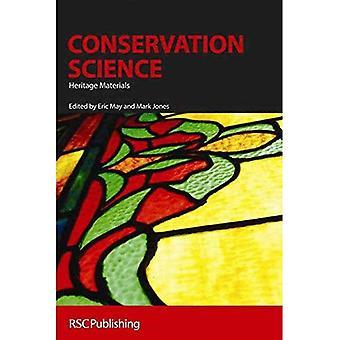 Behoud de wetenschap: Erfgoed materialen (RSC Paperbacks)