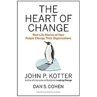 Heart of Change: Real-Life verhalen van hoe mensen hun organisaties veranderen