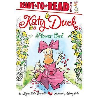 Katy Duck, blomma flicka