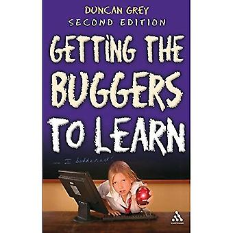 Krijgen de Buggers te leren