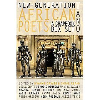 Nova geração de poetas africanos: Um folhetos Box Set (Tano) (fundo do livro de poesia africana)