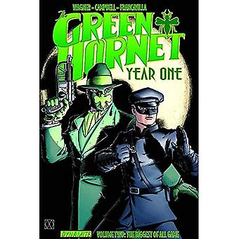 Green Hornet: Year One Volume 2: de grootste van alle spel TP