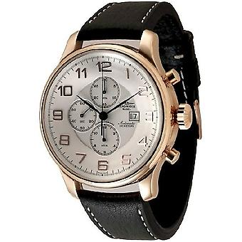 Zeno-watch mens watch giant chronograph-date 10557TVD-Pgr-f2
