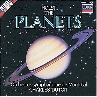 Charles Dutoit - Holst: The Planets [CD] USA import