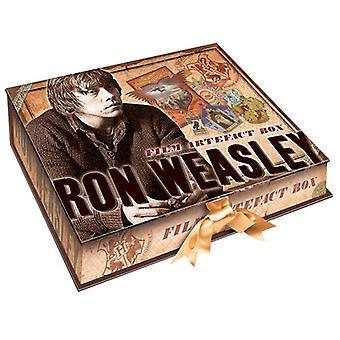 Boîte d'artefact Ron Weasley