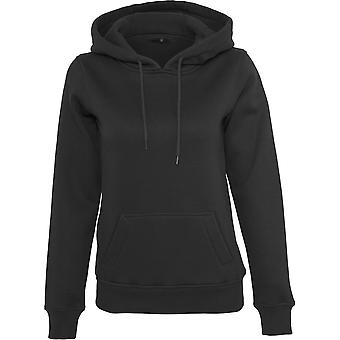 Cotton Addict Womens Heavy Front Pocket Hoodie Sweater