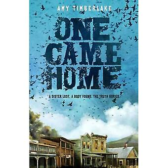 One Came Home by Amy Timberlake - 9780375873454 Book