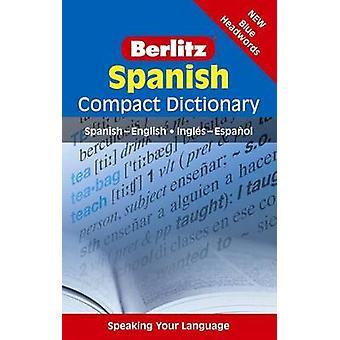 Berlitz Language - Spanish Compact Dictionary (2nd Revised edition) -