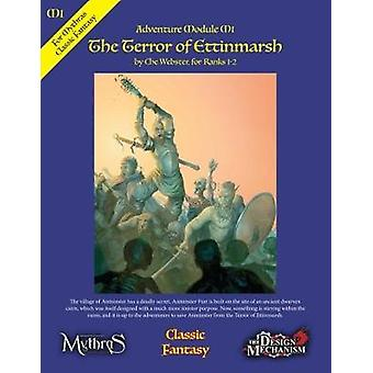 The Terror of Ettinmarsh - Classic Fantasy Module M1 - 9781911471264 B