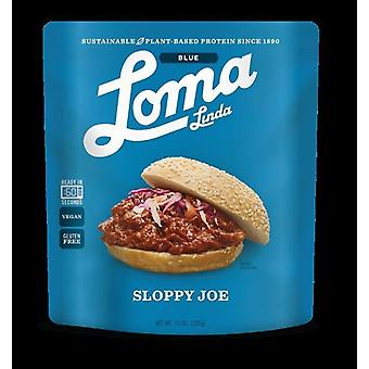 Loma Linda Vegan plant Sloppy Joe Filling