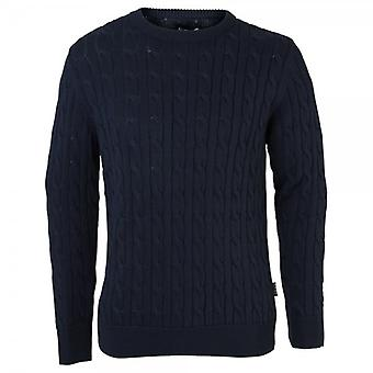Barbour Mens Barbour Bretby Crew Neck Sweater