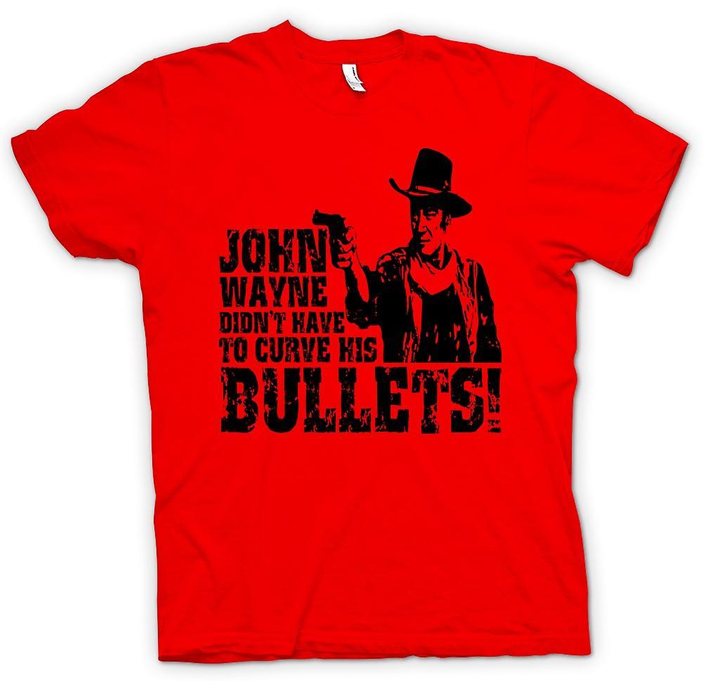 john wayne skjorte