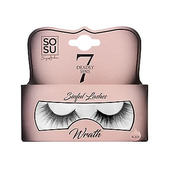 SOSUbySJ 3D Synthetic Lashes in Vanity