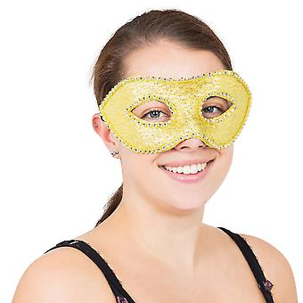 Bristol nyhed unisex voksne falsk juvel bånd Eyemask