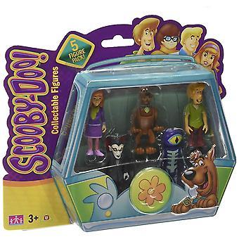 Scooby Doo 5 Figure Pack