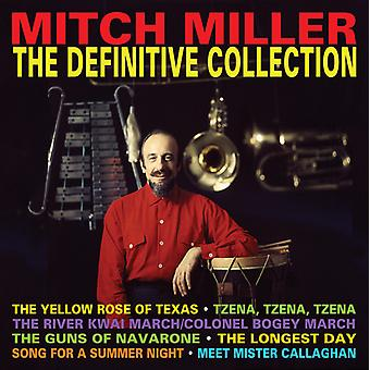 Mitch Miller - Definitive Collection [CD] USA import