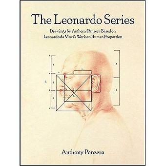 Leonardo Series: Tegninger av Anthony Panzera basert på Leonardo da Vincis arbeid på menneskelige forhold (Samuel...