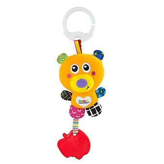 Lamaze Mini Clip & Go Basha the Bear