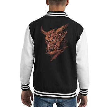 Alchemy Lord Of Illusion Kid's Varsity Jacket